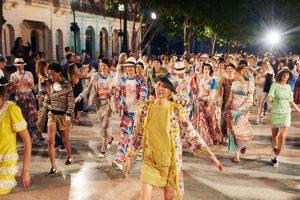 Chanel en Cuba: Desfile Colección Crucero 2017