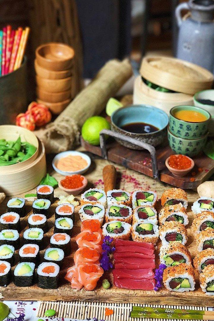 Día Internacional del Sushi: agenda junio 2018