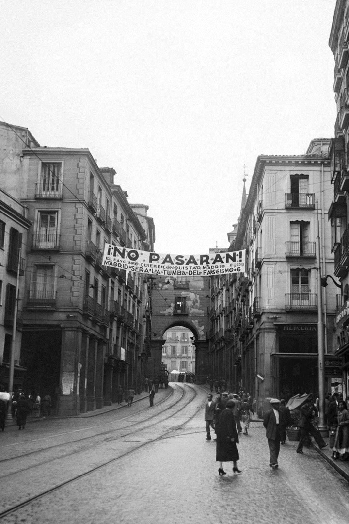 No pasarán, 16 días, Madrid 1936: agenda junio 2018