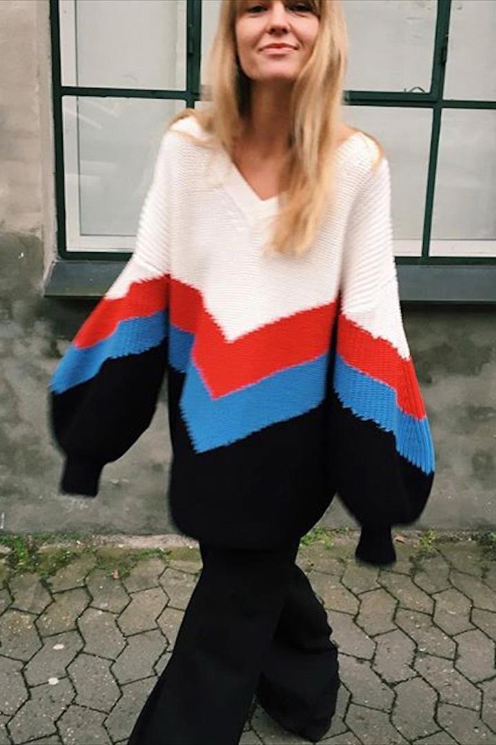 Jeanette Friis Madsen jersey lana