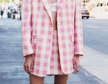 Los trajes de chaqueta también son para el verano