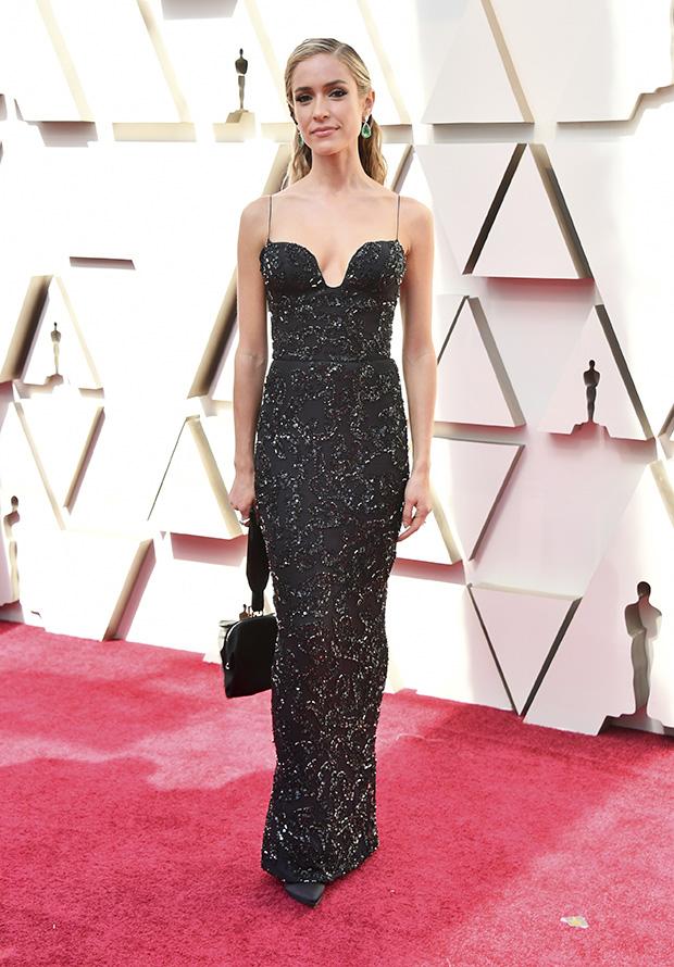 Kristin Cavallari en la Alfombra roja de los Oscar 2019