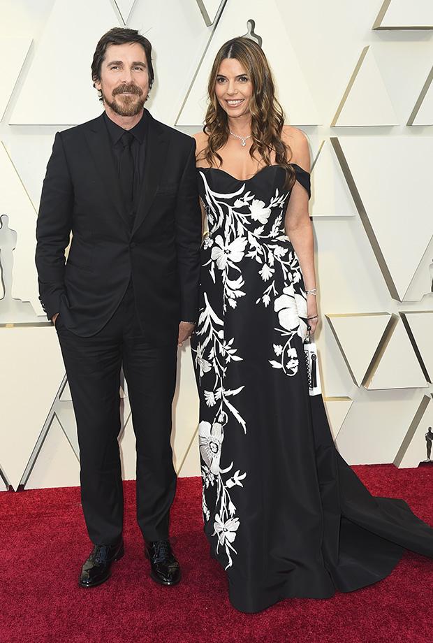 Christian Bale y Sibi Blazi