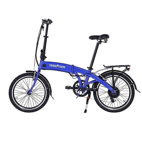 Bicileta eléctrica de Primeriti