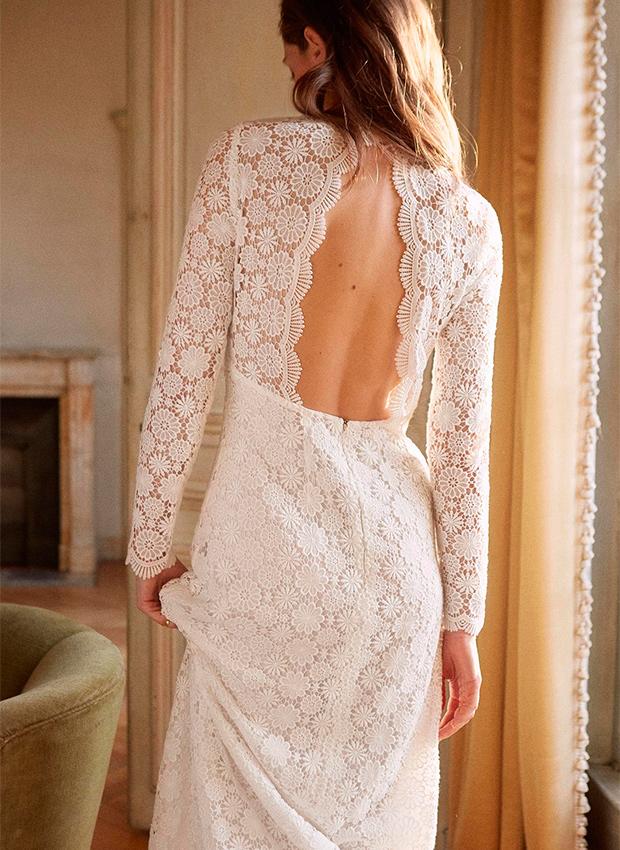 Vestido Agnès de Sézane