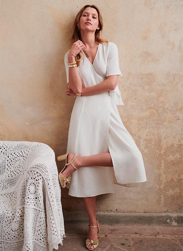 Vestido Apolline de Sézane