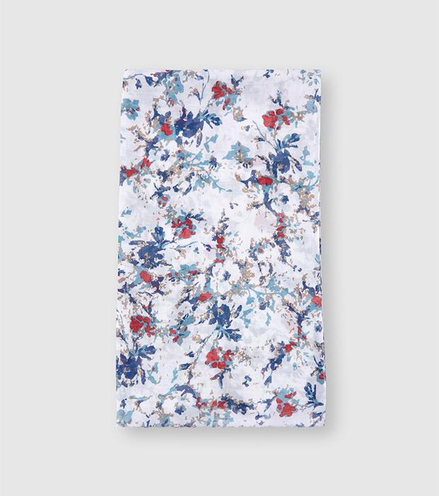 Pañuelo de flores de Southern Cotton