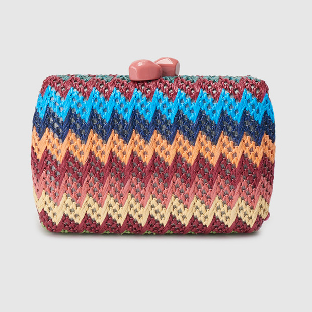 Mini bolso multicolor
