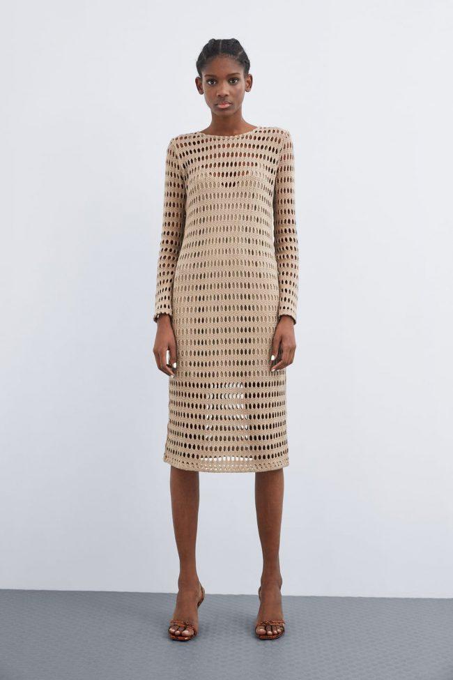 mejor valor disfruta del precio de descuento mejor lugar para 10 vestidos de Zara para caer en la tendencia boho chic ...