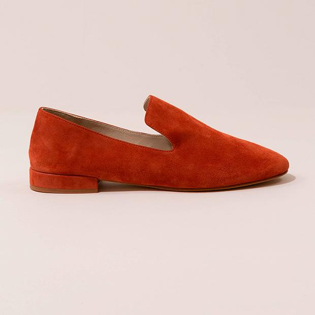 Zapatos rojos de Mint & Rose