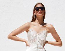 Un vestido blanco es todo lo que vas a querer esta temporada
