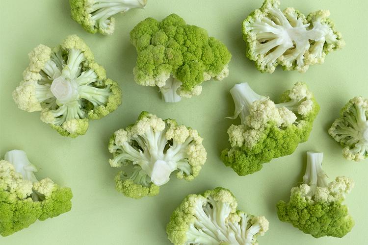 El brócoli es un alimento saludable