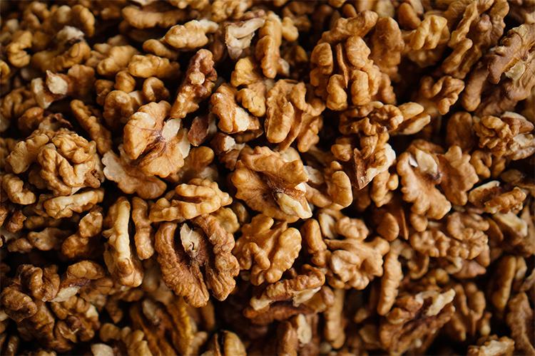 Alimentos para vivir más: nueces