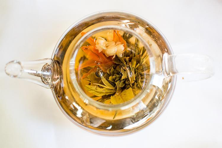 Alimentos para vivir más: té