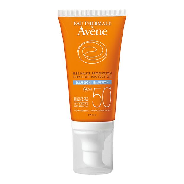 Cremas protectoras: Emulsión Protección Solar 50+ de Avène