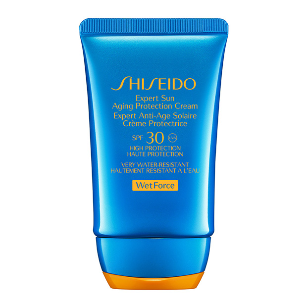 Crema Expert Sun Aging Protection SPF 30 de Shiseido