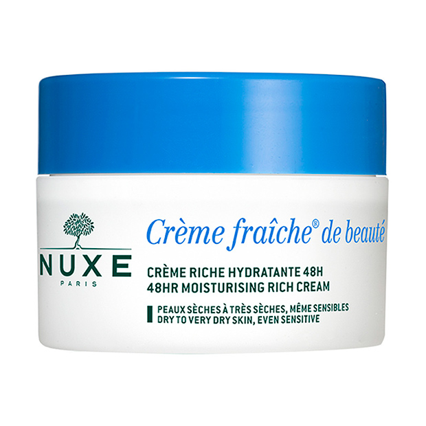 Crema hidratante de Nuxe