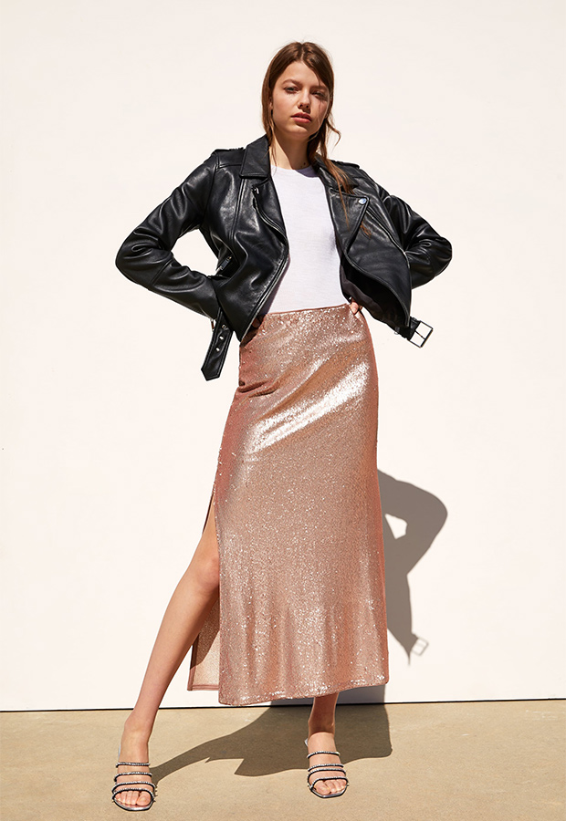 a2b2ef0bc0 Ropa de lentejuelas de Zara - Primavera Verano 2019 - StyleLovely