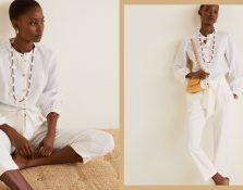 15 pantalones que te quedarán genial con una camisa blanca