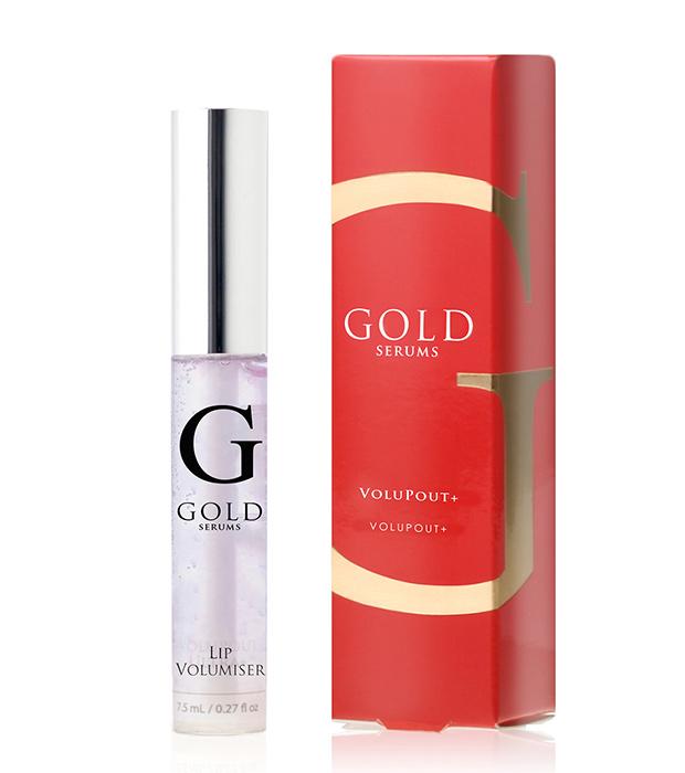 Volumen para labios de Gold Serums