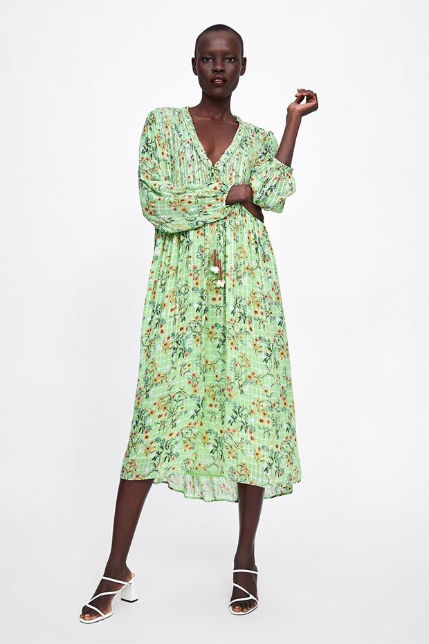 Los nuevos vestidos de Zara que vas a querer tener StyleLovely