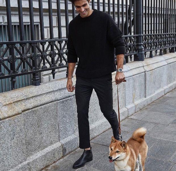 moda sin calcetines