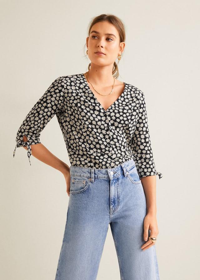 Mango tiene las blusas más bonitas de la temporada StyleLovely