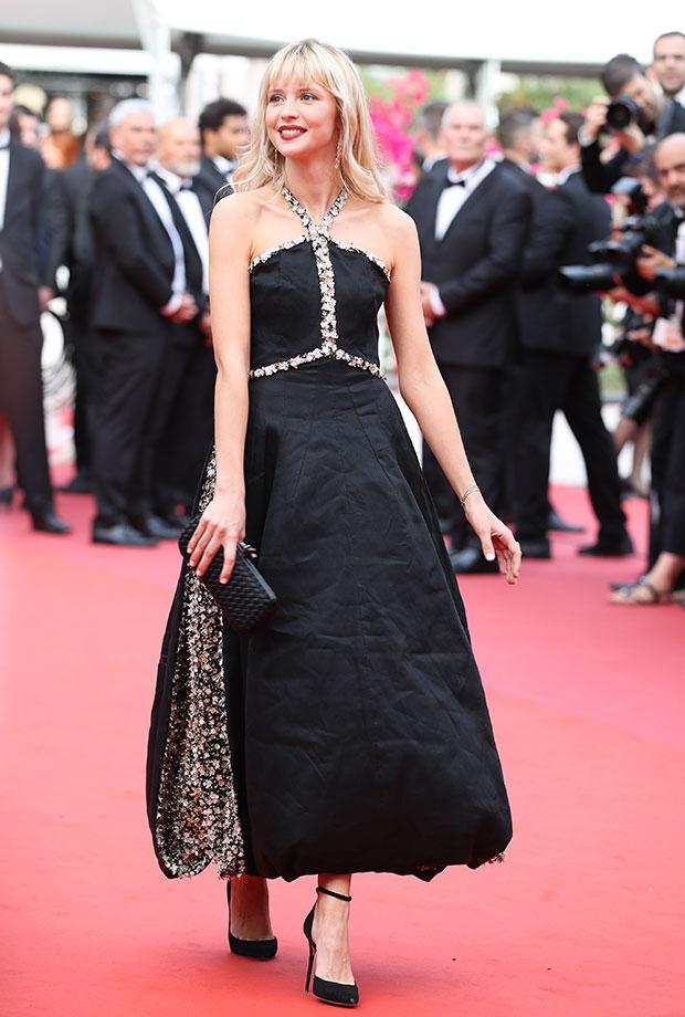 Angèle en el Festival de cine de Cannes 2019
