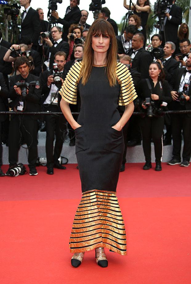 Caroline de Maigret en el Festival de cine de Cannes 2019