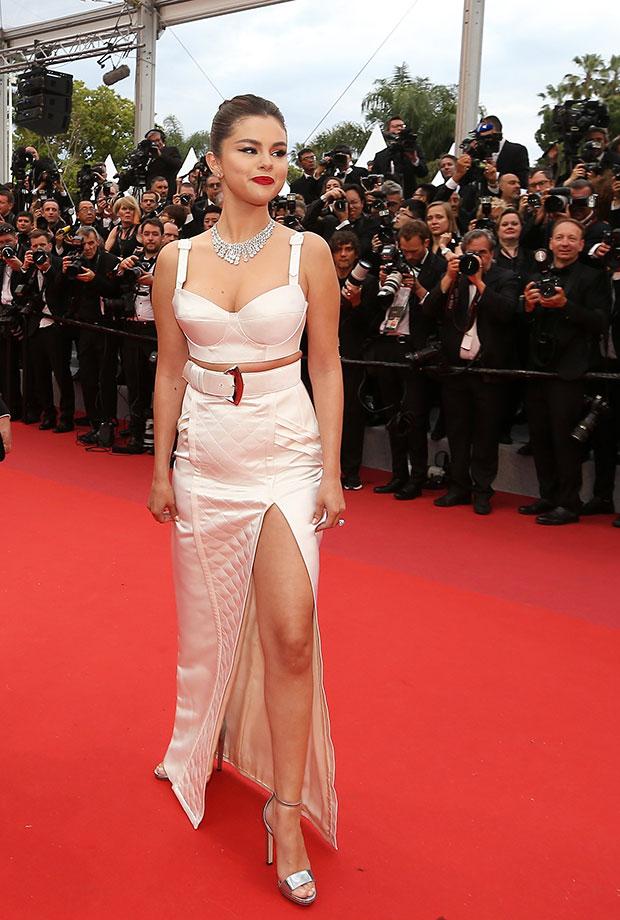 Selena Gómez en el Festival de cine de Cannes 2019
