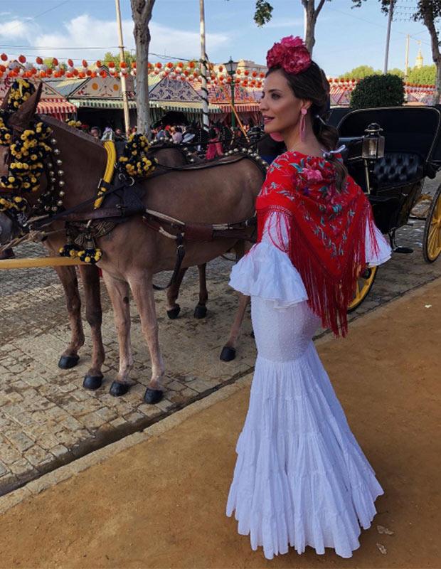 Lady Addict en la Feria de Sevilla 2019