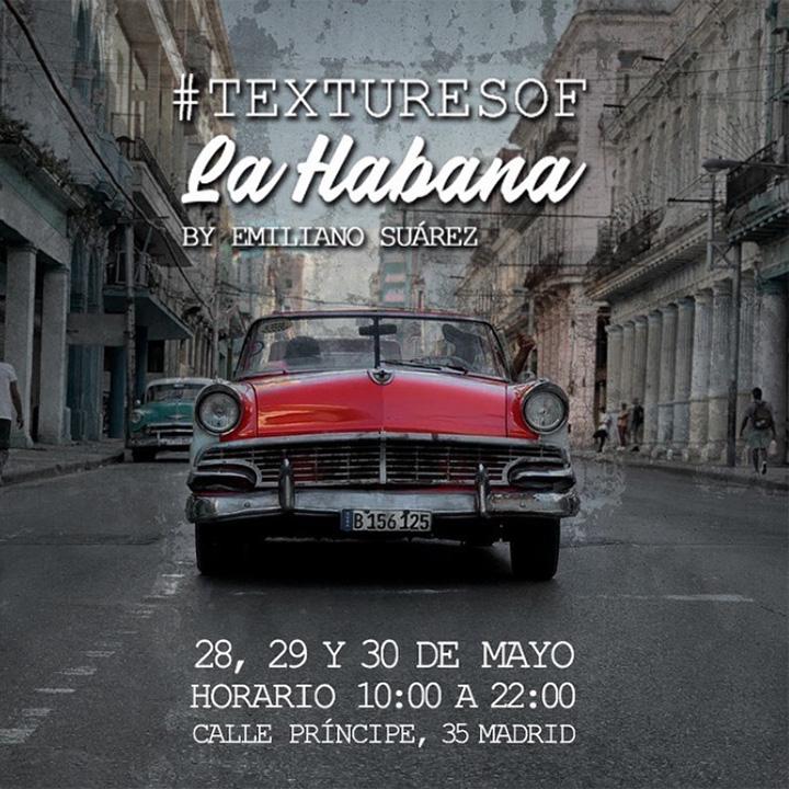 Textures of la Habana