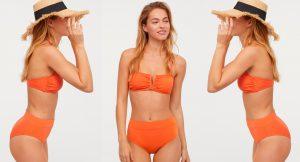 Este verano el bikini se lleva de talle alto