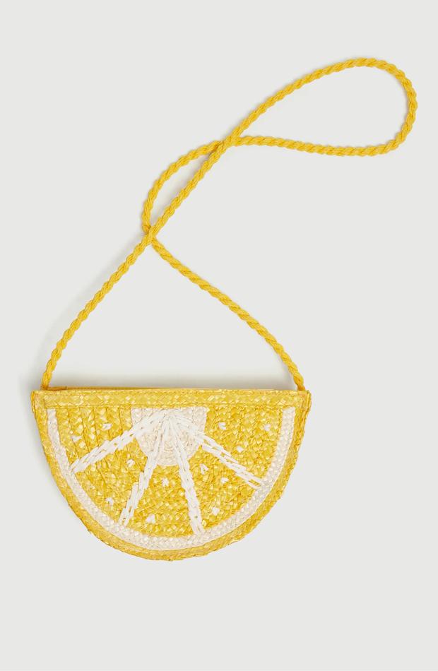 Bolsa con forma de limón