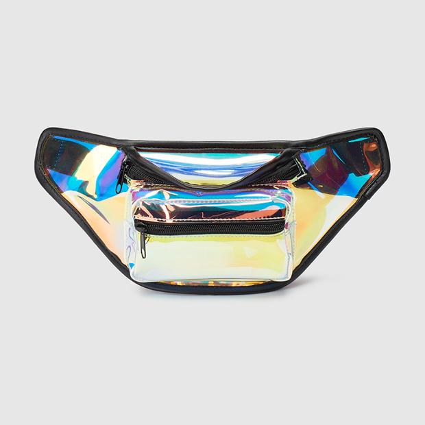 Riñonera de plástico transparente de Easy Wear