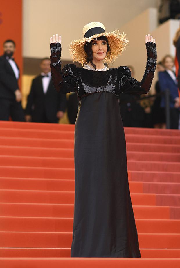 en el Festival de cine de Cannes 2019Isabelle Adjani