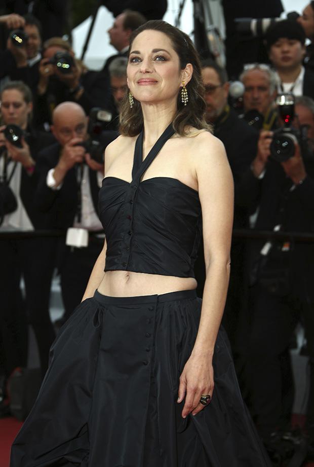 Marion Cotillard en el Festival de cine de Cannes 2019