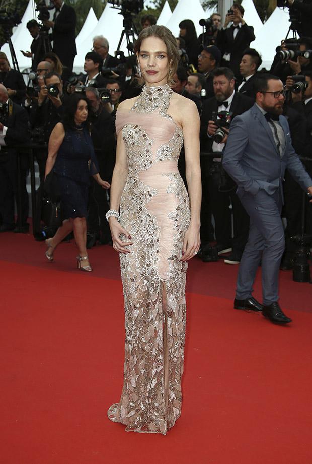 Natalia Vodianova en el Festival de cine de Cannes 2019
