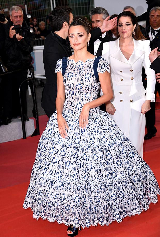 Penélope Cruz en el Festival de cine de Cannes 2019
