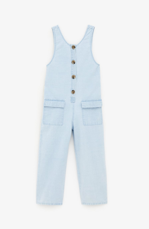 Mono denim de Zara Kids
