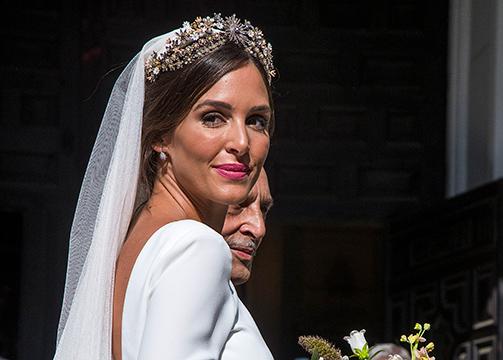 Los vestidos de novia de las influencers