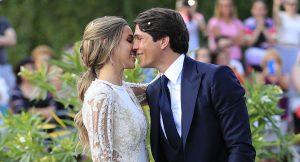 Sabemos todo sobre las joyas que lució María Pombo en su boda