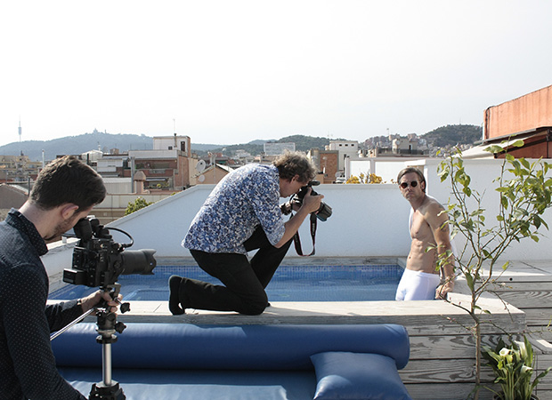 Making of editorial zd