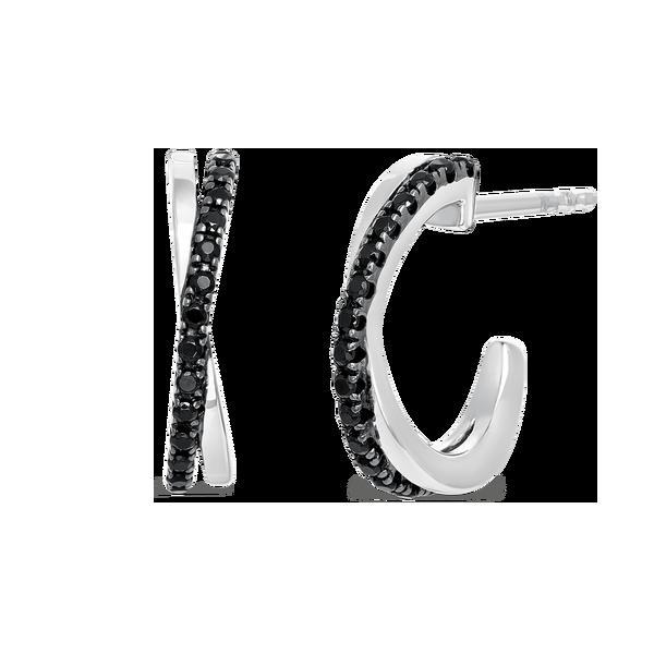 aros en plata y espinelas de la colección argento de suarez