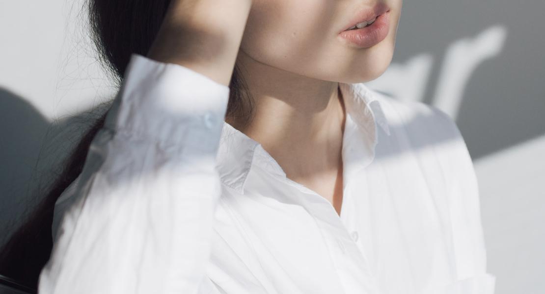 camisa versatil blanca