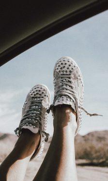 Sneakers para el verano