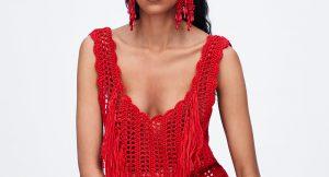 Las prendas de crochet más top del verano