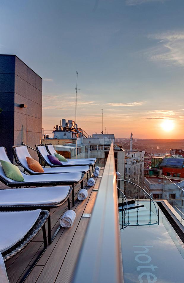 terraza hotel indigo