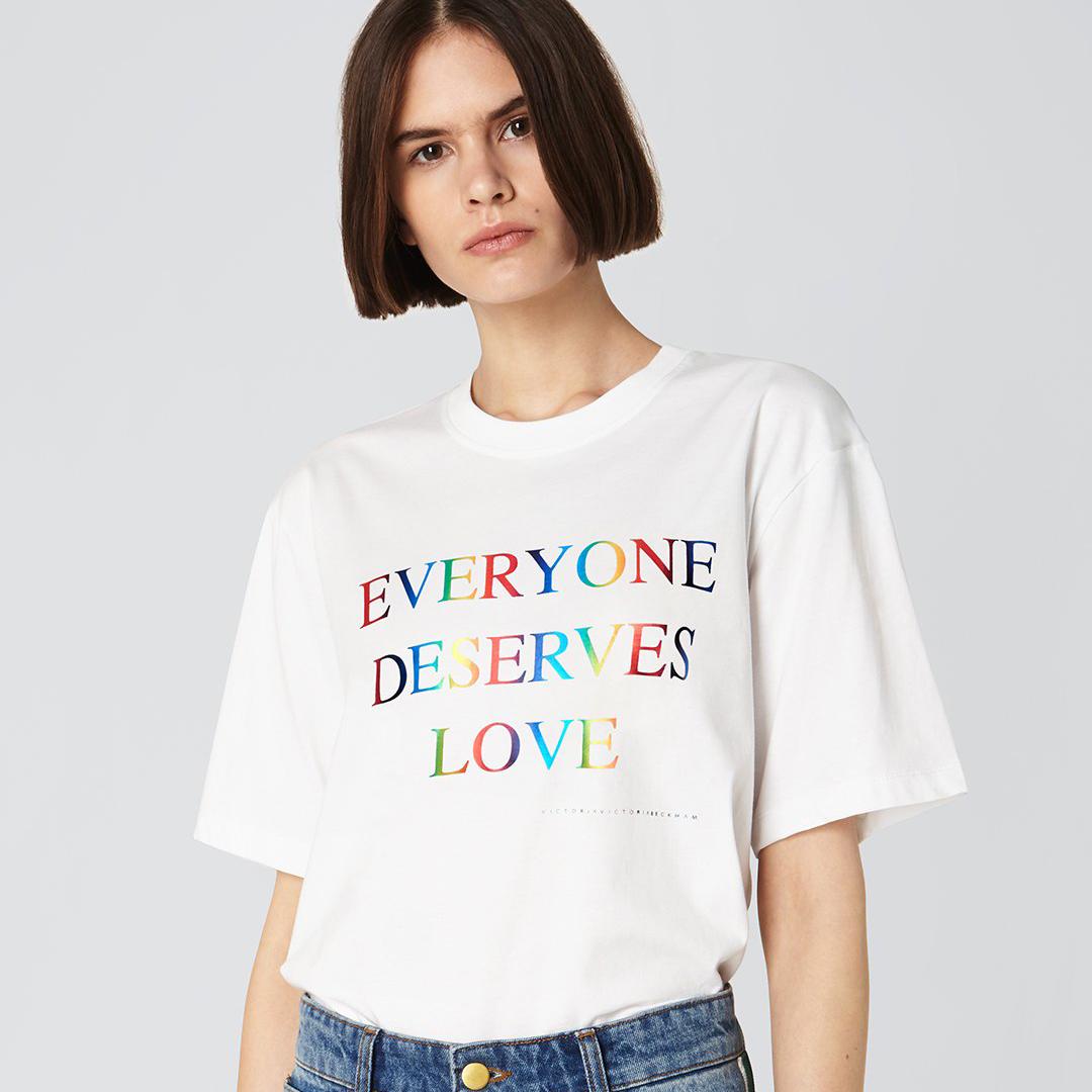 camiseta victoria beckham orgullo