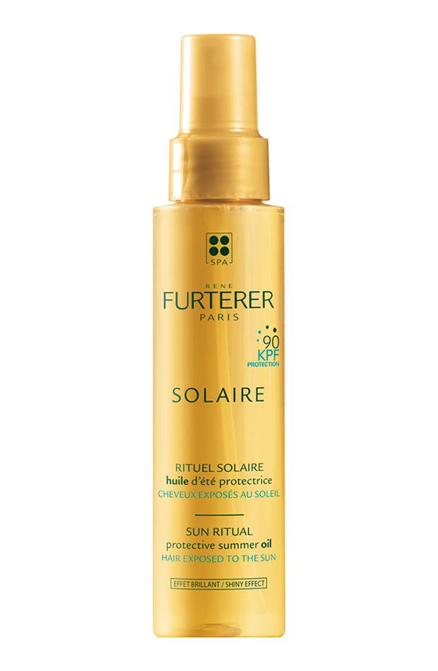 protector solar de cabello